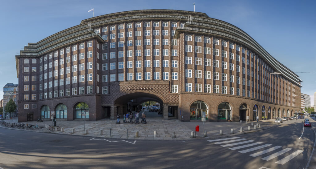 Personalberatung Hamburg mit Büro im Chilehaus